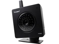 """Y-cam Black SD Indoor Wi-Fi Camera with Infrared Night Vision & Motion Recording Infrared Night Vision the Y-cam Black utilises 30 infrared LEDs to provide high levels of """"invisible"""" light in dark environments. RRP: Our Price: Security Solutions, Security Surveillance, Baby Monitor, Ip Camera, Night Vision, Computer Accessories, The Ordinary, Wi Fi, All In One"""