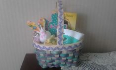 Easter basket for a friend