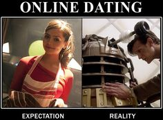 who says the doctor can't date a dalek #doctorwho