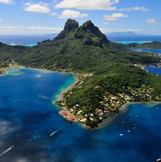 World's Most Romantic Islands.