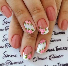 Nail Art Ideas For Toes Pedicures Fun Ideas Funky Nails, Love Nails, Pretty Nails, Nail Desighns, Chic Nails, Manicure E Pedicure, Toe Nail Designs, Types Of Nails, Nail Art Diy