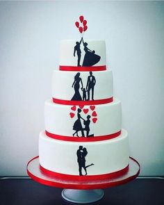 Wedding Cake  by elisabethcake  - http://cakesdecor.com/cakes/278945-wedding-cake