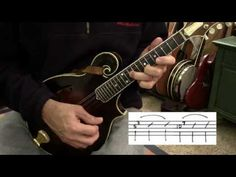 """Silent Night"" for Mandolin- lots of double stops and tremolo"