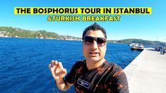 The Bosphorus Tour in Istanbul & Turkish Breakfast at Lokma Turkish Breakfast, Camera Gear, Travel And Tourism, Istanbul, Mens Sunglasses, Tours, Youtube, Collection, Men's Sunglasses
