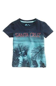 Super lækre Name it T-shirt Titto mini Mørkeblå Name it T-shirt til Børn & teenager i luksus kvalitet