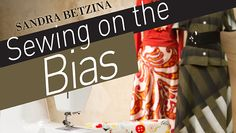 Embrace the art of sewing on the bias and re-discover fabric in a whole new light as Sandra Betzina walks you through the ins and outs of working with bias-cut fabric.  Learn how to gauge the characteristics of a variety of fabrics, including silks and a surprising new take on plaids. Sandra walks you through drape considerations, working with your pattern, fitting techniques and making each garment flattering, polished and unique.  Vogue Misses' Blouse and Skirt Pattern (V1333) included…