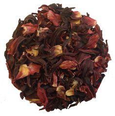 Het thee effect | HIBISCUS | Biologisch. #tea #thee #infusie #kruiden #lossethee #hettheeeffect