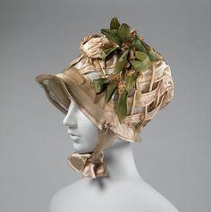 Hat | French | c.1811
