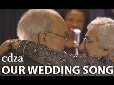 Songs Elderly Couples Married To Years Ago - #cute #wedding #songs