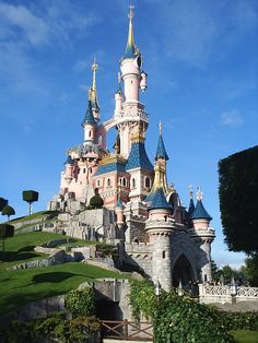 tokyo disney castles - Google Search