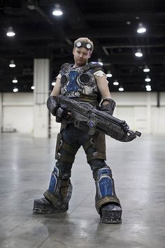 Baird - Gears of War