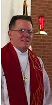 Rev. Jim Kent-Pastor, First Lutheran, Huntingtown, MD
