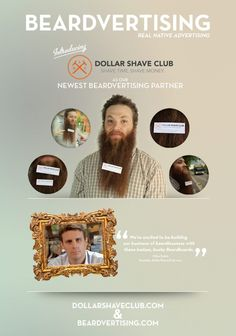 Whit Hiler: Part Beard Squirrel Part Beardvertising Marketing Maestro with Dollar Shave Club Best Shaving Soap, Best Shaving Cream, Shaving Tips, Best Electric Shaver, Dollar Shave Club, Native Advertising, Thing 1, Men's Grooming, Interview