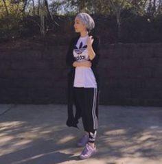 Beautiful People | Beautyspo | Model | Hijab | Fashion| Maria Alia | Sporty Fashion