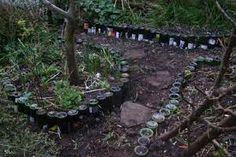 Resultat d'imatges de delimitar campo de jardin
