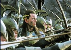 Gil-galad at the Last Alliance of Elves and Men. He died in this battle, as did Elendil. Gil-Galad was a Noldor elf, and was the last High King of the Noldor. Gil-Galad was a receiver of one of the three rings given to the elves, along with Galadriel. Legolas, Gandalf, Tolkien Books, J. R. R. Tolkien, Gil Galad, Lotr Elves, O Hobbit, Nerd, High Elf