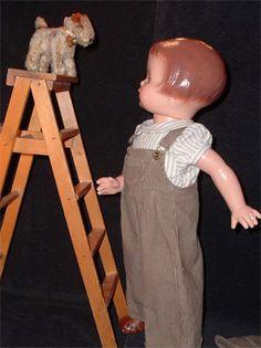 patsy_ladder - Patsy Ann -Effanbee Doll