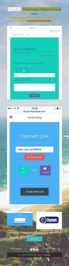 TheQuickPay- A breakthrough in Payment Processing