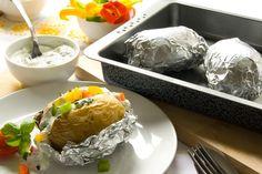 Śródziemnomorskie ziemniaki