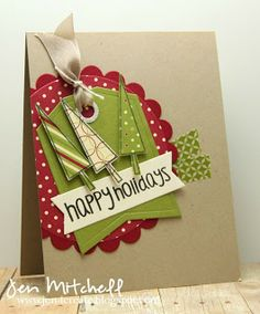 The Alley Way Stamps, TAWS, Jolly Holiday, Christmas Magic