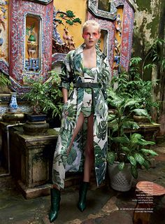 Aneta Pajak Travels to Vietnam for Air France Madame