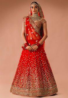 Sabyasachi Mukherjee Heritage Bridal 2016