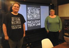 Microsoft's Inclusive Tech Lab brings together people, technology, and ways to improve access to gaming. Strong Hand, Lab Tech, Game Design, Microsoft, Innovation, Gaming, Technology, News, People