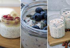 Kjøleskapsgrøt: Muesli, Granola, Kefir, Oatmeal, Breakfast, Food, The Oatmeal, Morning Coffee, Granola Cereal
