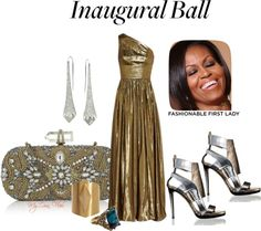 """""""THE FIRST LADY FLOW"""" by myownflow on Polyvore"""
