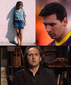 Messi en Cuarto Milenio