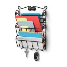 Key/mail holder would love using this!