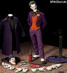 Batman: Joker - Deluxe Figur ... http://spaceart.de/produkte/bm003.php