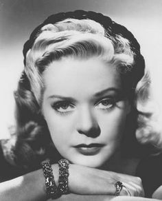 Alice Faye, *Star on Hollywood Walk of Fame for Motion Pictures, 6930 Hollywood Blvd.
