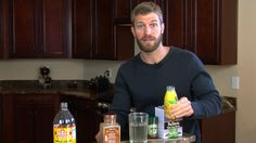 Secret Detox Drink – Transform Your Kitchen-Ep.  Use raw local honey instead of stevia