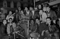Les bandes rock'n'roll et antifascistes de la Villette dans les 80's   NOVAPLANET