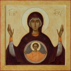 I Love You Mother, Mother Mary, Art Thou, Orthodox Icons, Sacred Art, Christian Art, Religious Art, Our Lady, Madonna