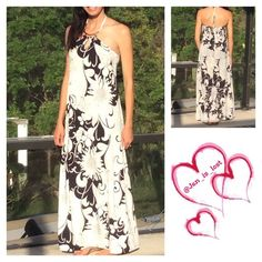 """1️⃣ Hour SALE  Trina Turk Maxi Dress NWT Trina Turk Maxi Dress - Halter neck with tie closure - Sleeveless - Gold-tone yoke detail - Front keyhole - Lined - Approx. 59"""" length Fiber Content: Self: 94% polyester, 6% spandex Lining: 95% polyester, 5% spandex  No trades  ✅ Reasonable offers welcomed. ✅ Happy Poshing  Trina Turk Dresses Maxi"""