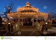 lighted gazebo - Google Search