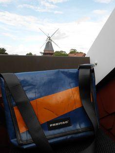 Freitag bag dexter on holidays