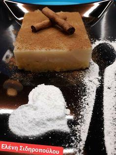 """Η Συνταγή είναι από κ.  Ελενη Σιδηροπουλου  – """"Γλυκά κουταλιού και φαγητά ....πιρουνιού!!"""".    ΥΛΙΚΑ  για το ΧΑΛΒΑ:  200 γρ. Σιμιγδάλι χοντρό  200 γρ. Σιμιγδάλι ψιλό  500 γρ. Χυμό πορτοκάλι είτε φυσικό, είτε σε κουτί και λίγο ξύσμα από Greek Cake, Vegan Sweets, Tiramisu, Cheesecake, Cooking Recipes, Pudding, Ethnic Recipes, Easy, Desserts"""