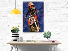 Print your favourite motocross photo on canvas! Bring your photo to life with the texture Motocross Riders, Photo Canvas, Mockup, Zen, Texture, Portrait, Surface Finish, Headshot Photography, Portrait Paintings