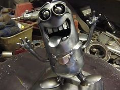 Scrap Metal Minion