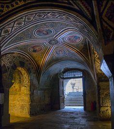 Byzantine Monastery | near Arachova, Greece Delphi Greece, Fall Of Constantinople, Byzantine Architecture, Byzantine Art, Early Christian, Medieval Art, Ancient Greece, Roman Empire, Forget