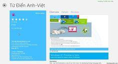 Sử dụng từ điển Lạc Việt trên Windows 8 - iTech News 360