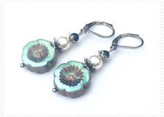 stainless steel earrings surgical steel earrings by EtherealBelle