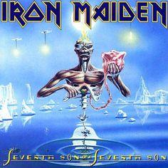 Iron Maiden - Seventh Son of a Seventh Son - 1988