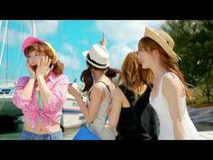 "funny music video filmed on my favorite island. 시크릿 (SECRET) - ""YooHoo"""