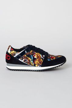 New arrival : Flying Tiger Sneakers! KENZO Eshop
