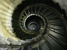spiral staircase fish hill london 25 Stunning Images of Spiral Staircases