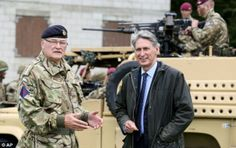 http://news-all-the-time.com/2014/05/08/let-women-fight-on-the-front-line-defence-secretary-tells-army-to-end-macho-image/ - Let women fight on the front line: Defence Secretary tells Army to end macho image  -  Tory Cabinet Minister reveals plan for women to be given combat roles Review was due in 2018 but will be brought forward to this year Chief of the General Staff will report to Hammond by end of year Hammond says current ban sends bad signal Army not 'open to wom
